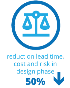 LIFTT: weight reduction lead time, cost and risk in design phase